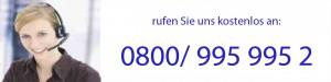 Anrufdame vom Schlüsseldienst Stuttgart