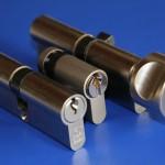 Schloß-Profil-Doppelzylinder-Klein