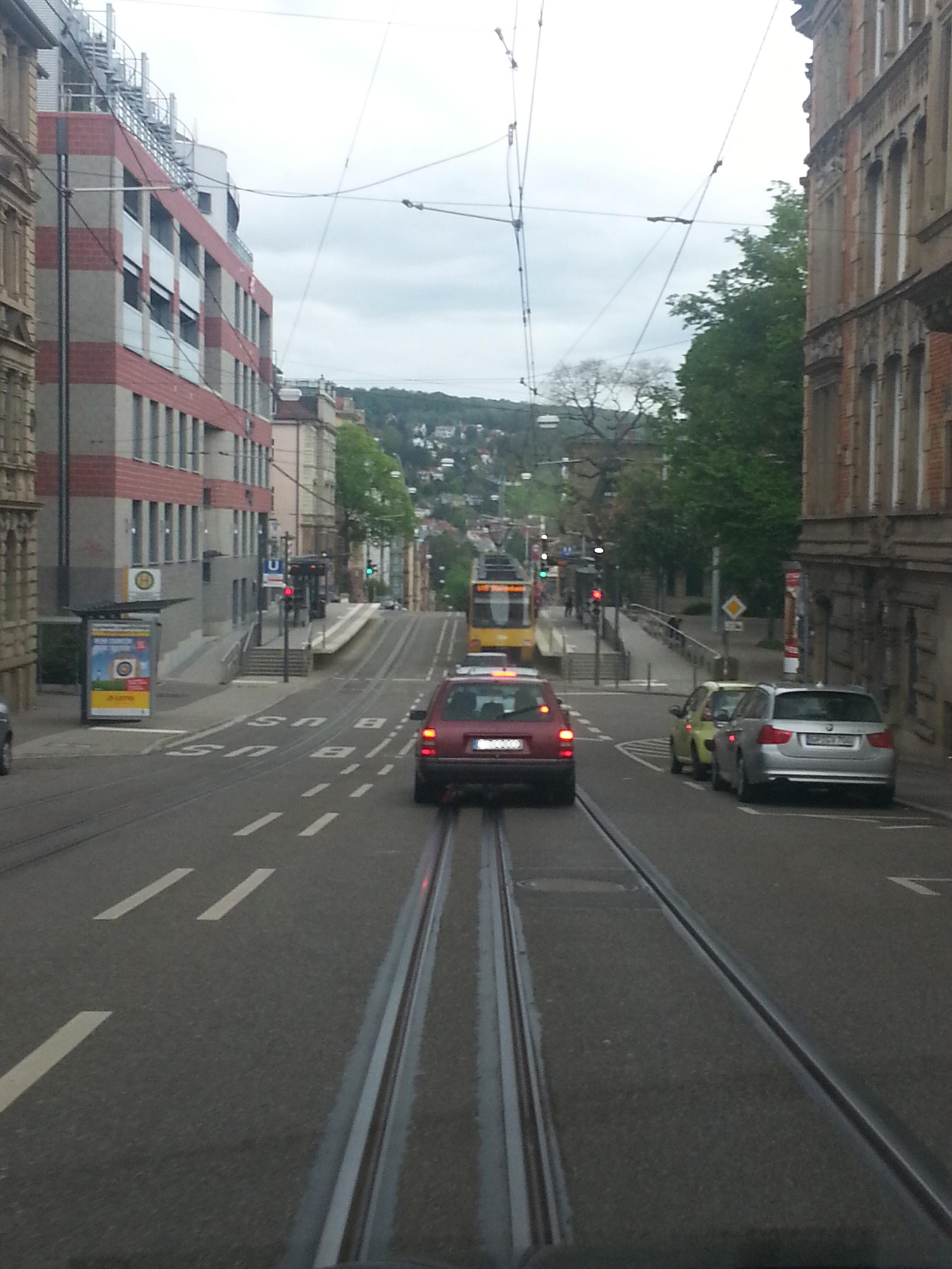 Stuttgart-Gänsheide-Alexander-Straße