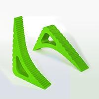 Türstopper grün