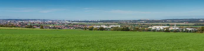 Filderstadt Panoramablick