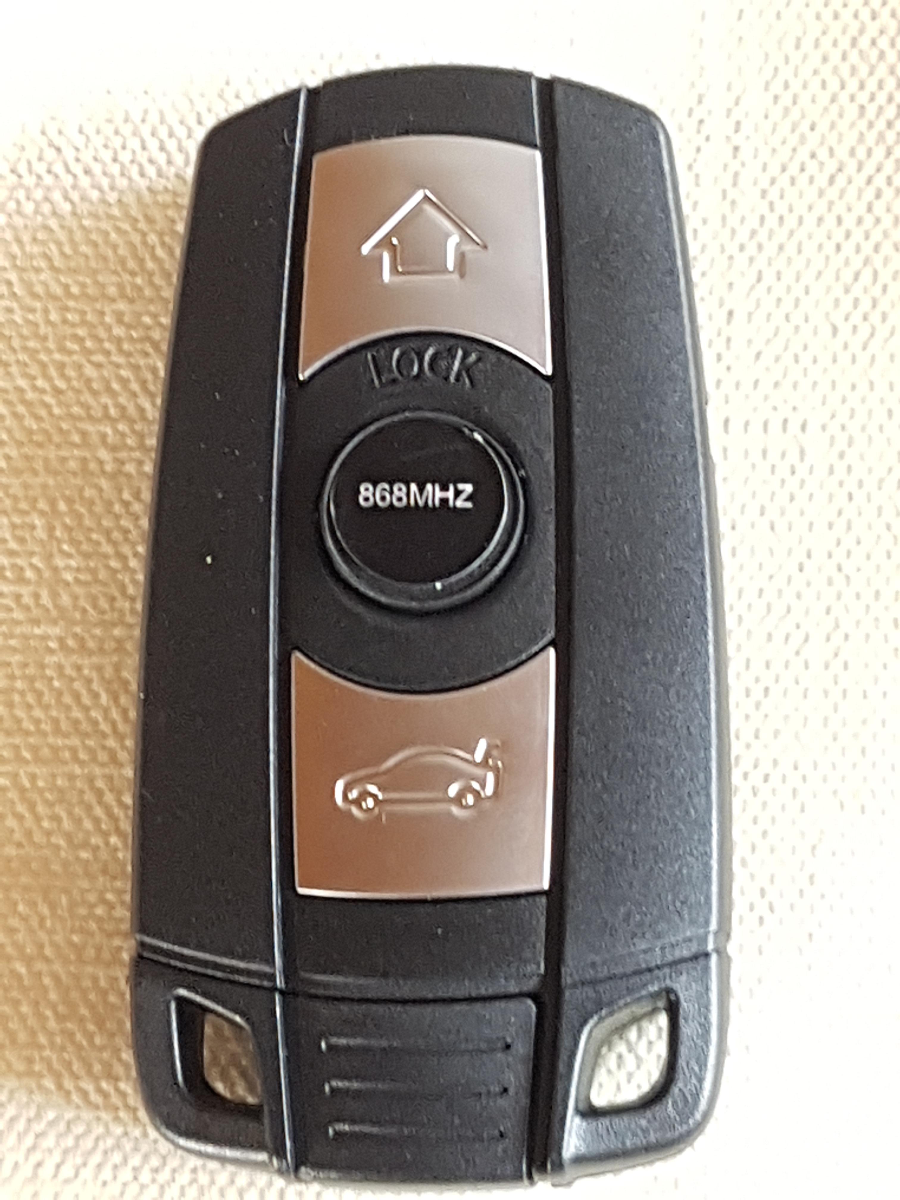 BMW Ersatzschlüssel Autoschlüssel nachmachen
