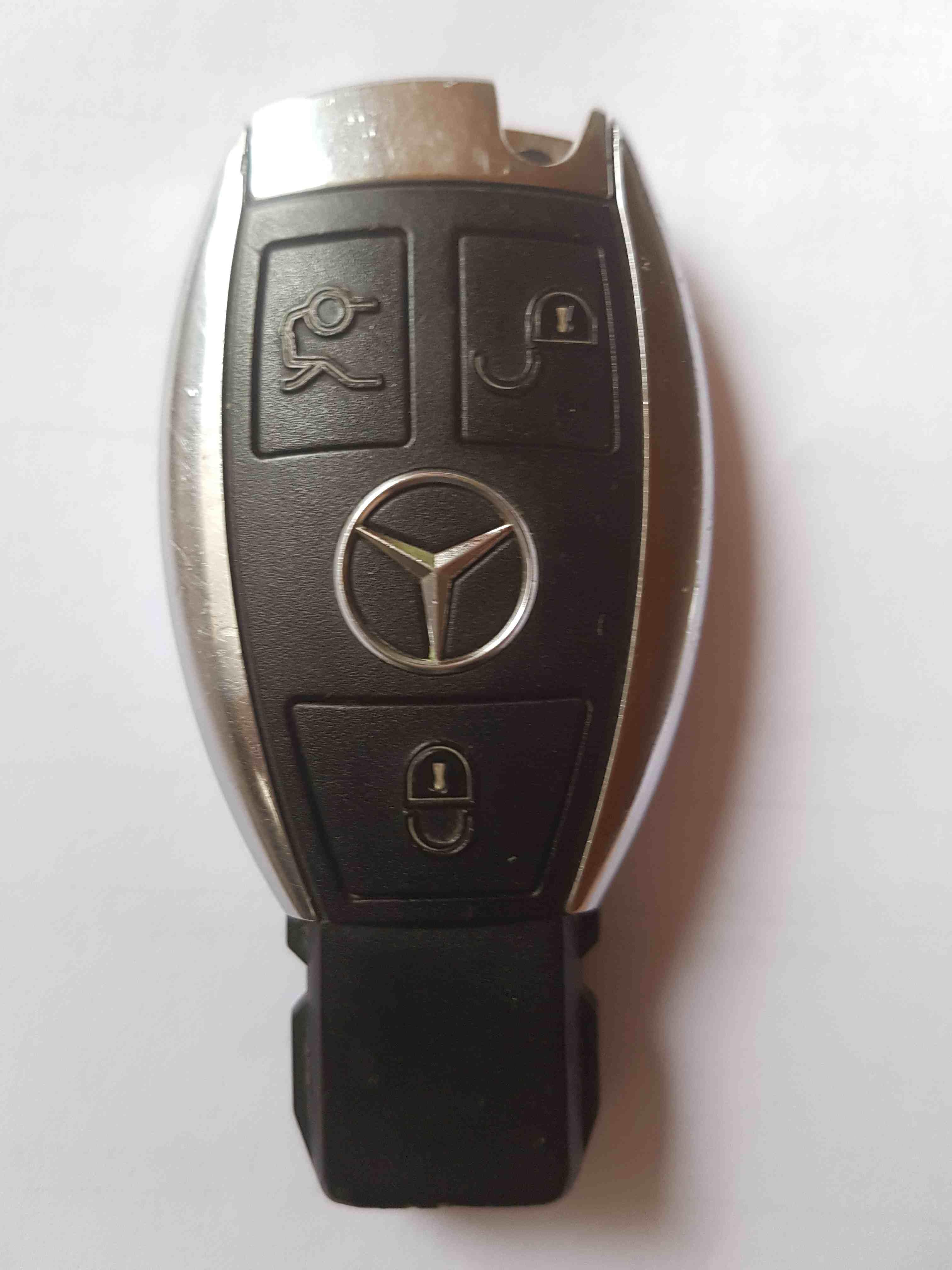 Mercedes Autoschlüssel
