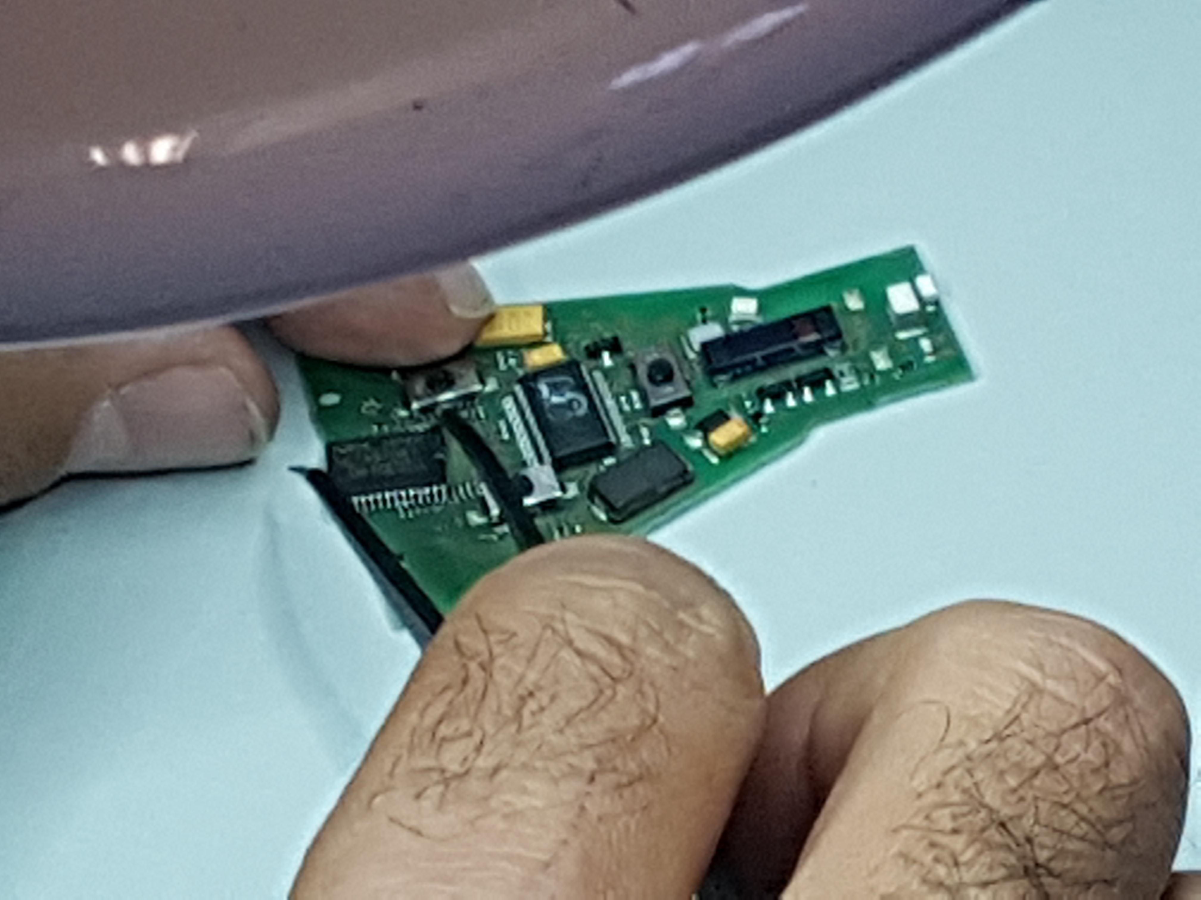 Mercedes Autoschlüssel Reparatur