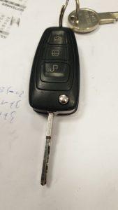 Ford Schlüsselkopie Ersatz